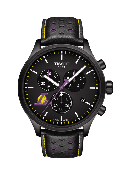 Los Angeles Lakers Tissot Chrono XL NBA Chronograph