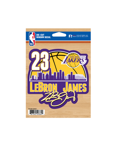 LeBron James 12oz Los Angeles Lakers Finals MVP Can Cooler