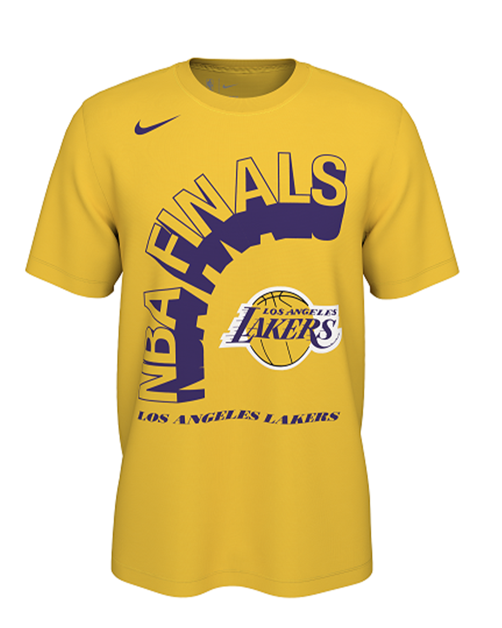 NBA Finals Youth Los Angeles Lakers Tee