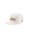 Los Angeles Lakers Captain Quilt Terry Cap