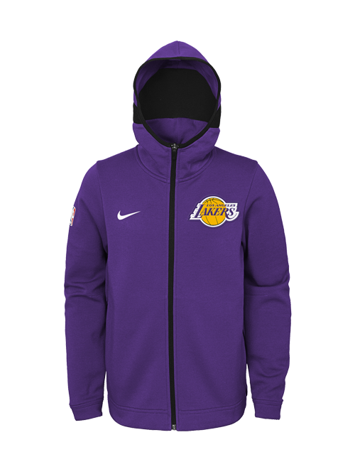 Los Angeles Lakers Youth On Court Showtime Jacket