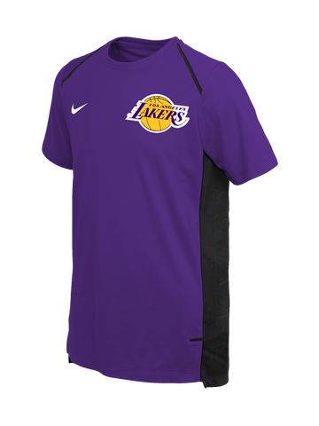 Los Angeles Lakers Youth Lonzo Ball Association Swingman Jersey