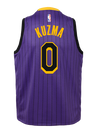 Los Angeles Lakers City Edition Youth Kyle Kuzma Swingman Jersey