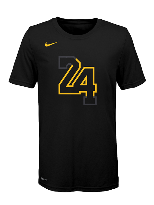 067a53cc1c3 Los Angeles Lakers Youth City Edition Team T-Shirt – Lakers Store