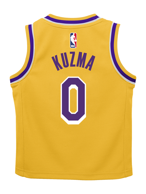 Los Angeles Lakers Kids Kyle Kuzma Icon Replica Jersey