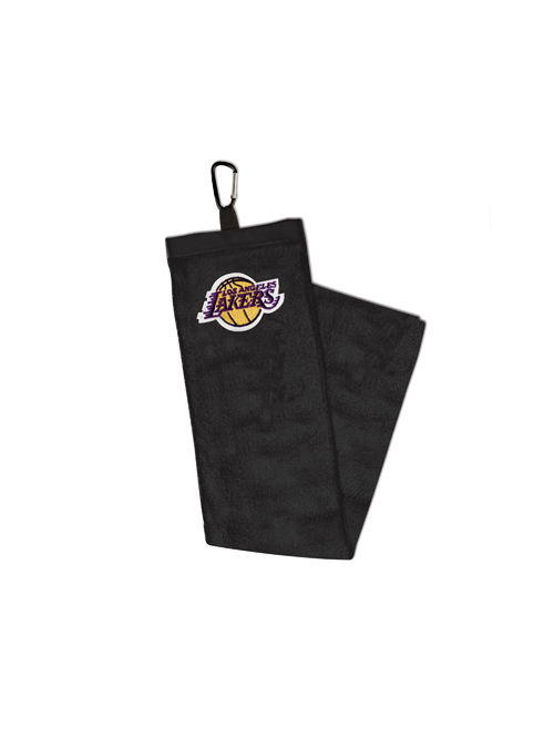 Los Angeles Lakers Embroidered Golf Towel