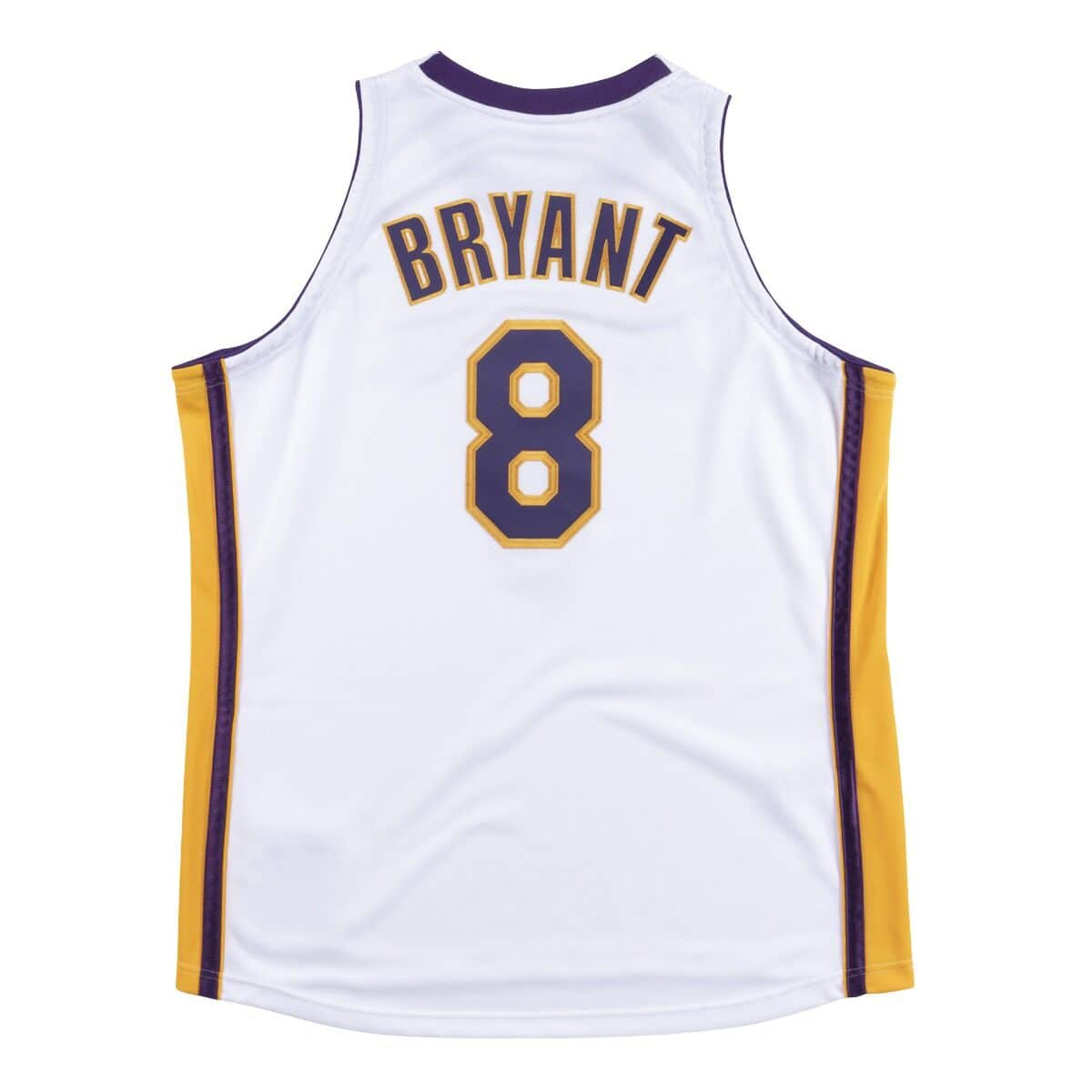 Los Angeles Lakers Kobe Bryant 03' Authentic Jersey – Lakers Store