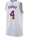 Los Angeles Lakers Kyle Kuzma 2019-20 Icon Edition Authentic Jersey