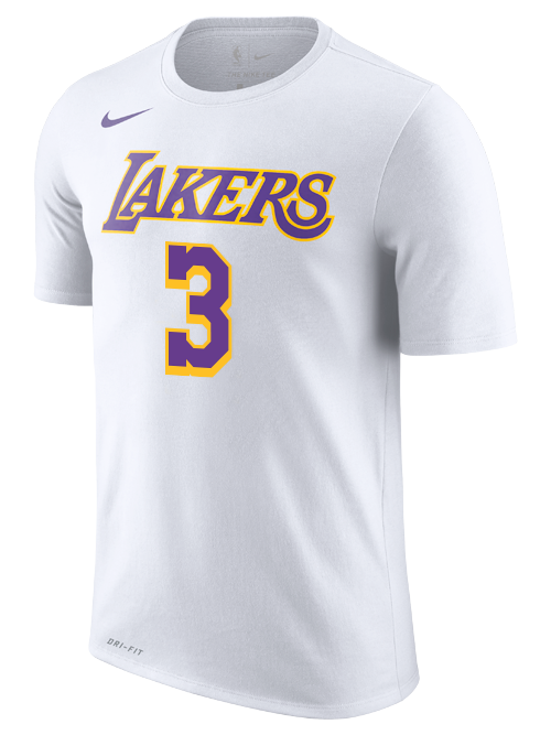 Los Angeles Lakers Anthony Davis Association Player T-Shirt