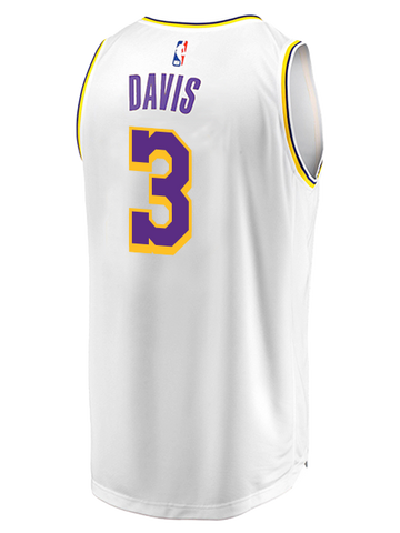 Los Angeles Lakers Youth LeBron James Association Edition Swingman Jersey