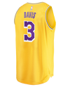 Los Angeles Lakers Alex Caruso 2019-20 Association Swingman Jersey