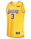 Los Angeles Lakers Anthony Davis Icon Replica Jersey