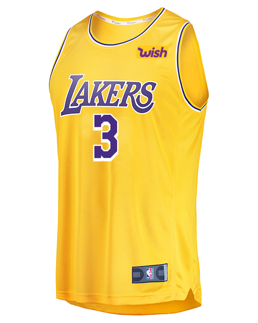 Anthony Davis Lakers Store