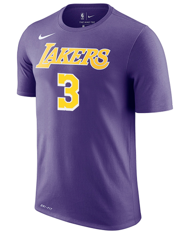 Los Angeles Lakers Youth Kyle Kuzma Association Swingman Jersey