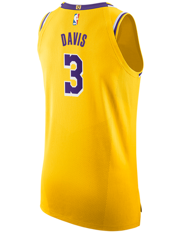 Los Angeles Lakers LeBron James Association Edition Authentic Jersey
