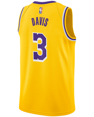 Los Angeles Lakers Anthony Davis Icon Swingman Jersey