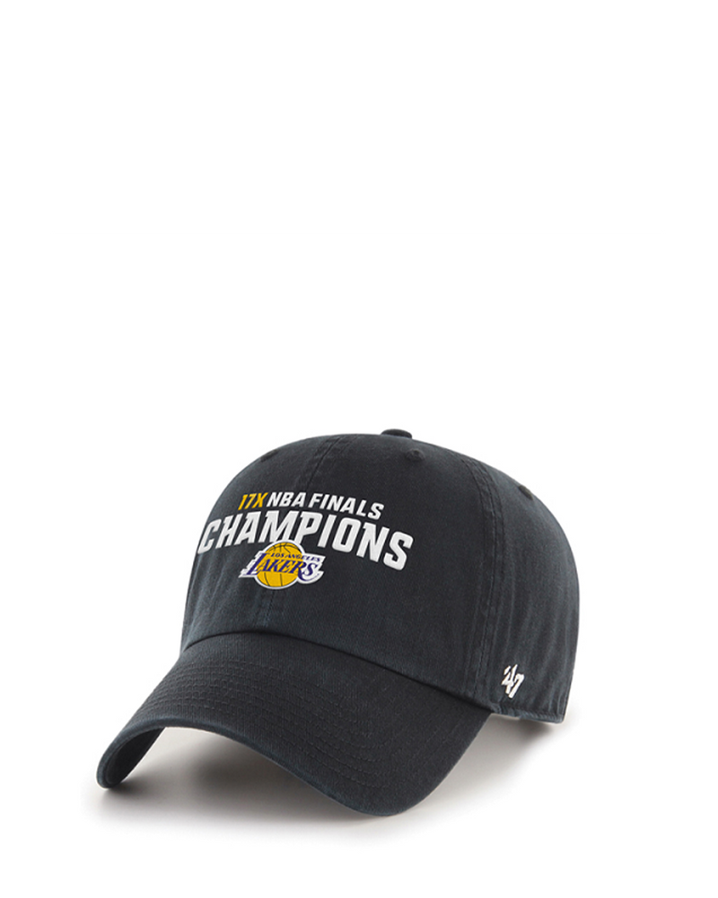 Los Angeles Lakers 2020 NBA Champions Multi Champ Cap
