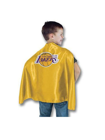 Los Angeles Lakers Gold Team Hero Cape