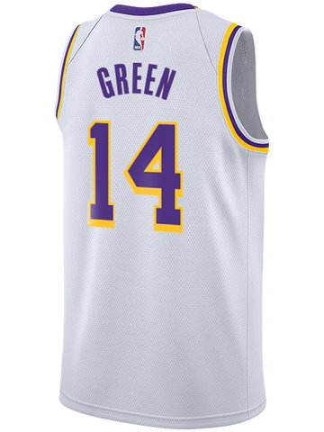 Los Angeles Lakers Danny Green 2019-20 Statement Swingman Jersey