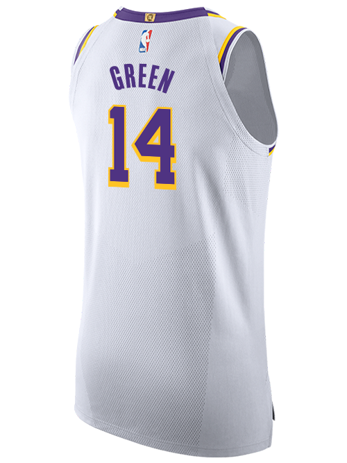 Los Angeles Lakers Danny Green 2019-20 Association Authentic Jersey