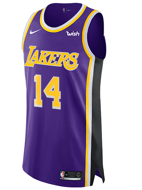 Los Angeles Lakers Danny Green 2019-20 Statement Authentic Jersey