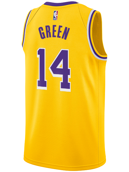 Los Angeles Lakers Danny Green Icon Swingman Jersey