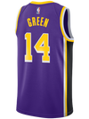 Los Angeles Lakers Kentavious Caldwell-Pope 2019-20 Statement Edition Swingman Jersey