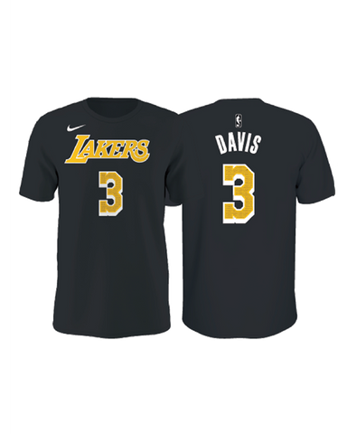 Los Angeles Lakers Kyle Kuzma Gloss Military T-Shirt