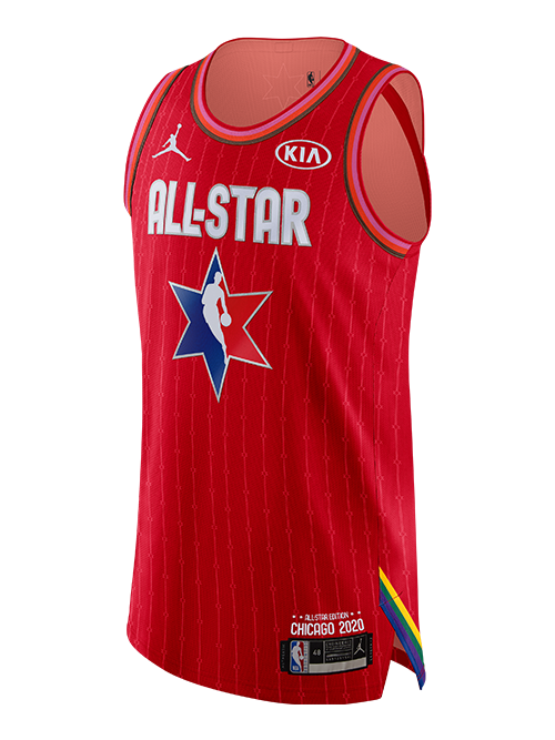 PRE-ORDER NBA All-Star 2020 Anthony Davis Authentic Jersey