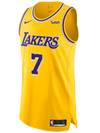 Los Angeles Lakers JaVale McGee 2019-20 Icon Authentic Jersey