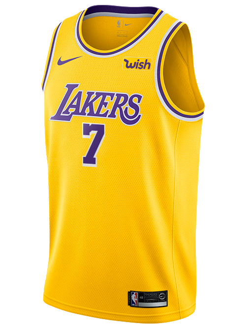 Los Angeles Lakers JaVale McGee Icon Edition Swingman Jersey