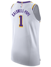 Los Angeles Lakers Anthony Davis Name & Number Vertical T-Shirt