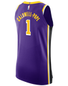 Los Angeles Lakers Rajon Rondo Number Fill T-Shirt