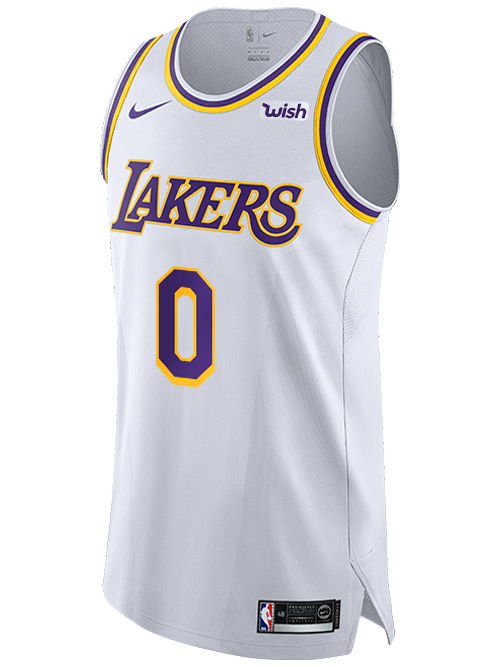 Los Angeles Lakers Kyle Kuzma 2019-20 Association Authentic Jersey