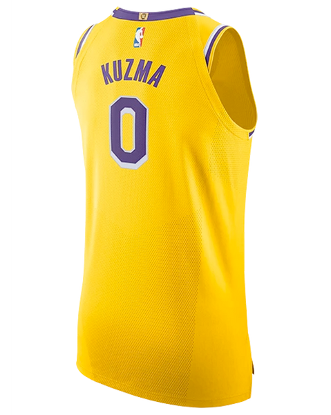 pretty nice bfdf4 f28b4 Los Angeles Lakers Kyle Kuzma 2019-20 Icon Edition Authentic Jersey