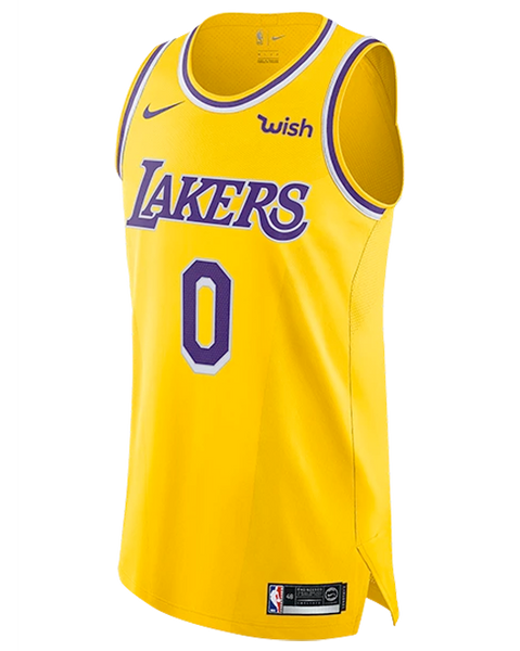 pretty nice 3814c bcf28 Los Angeles Lakers Kyle Kuzma 2019-20 Icon Edition Authentic Jersey