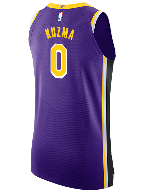 Los Angeles Lakers Kyle Kuzma 2019-20 Statement Authentic Jersey