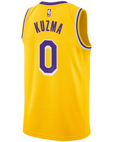 Los Angeles Lakers Avery Bradley 2019-20 Icon Swingman Jersey