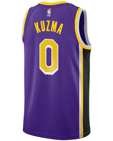 Los Angeles Lakers Kyle Kuzma 2019-20 Association Edition Swingman Jersey
