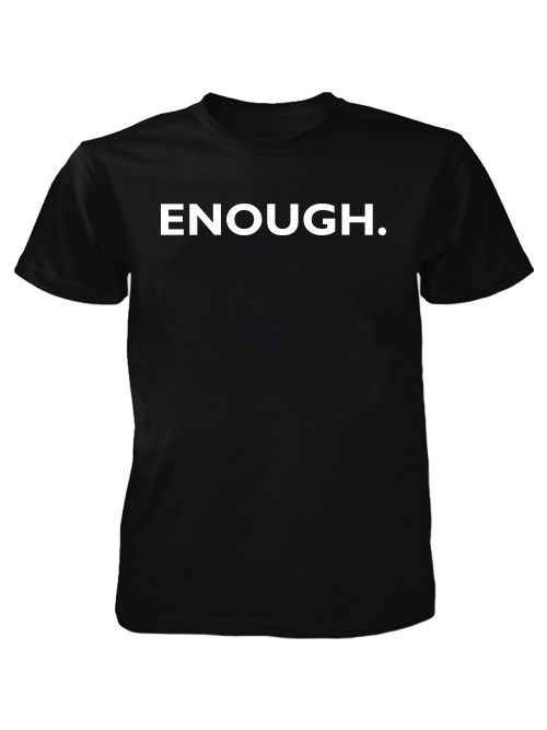 Los Angeles Lakers Enough T-Shirt