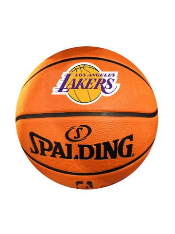 Los Angeles Lakers Complete Team Replica Ball