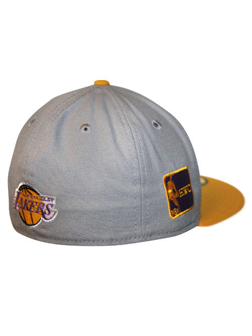 Los Angeles Lakers 59FIFTY Neon Logo Pop Fit Cap