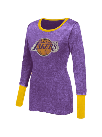 Los Angeles Lakers Women's Kari Thermal