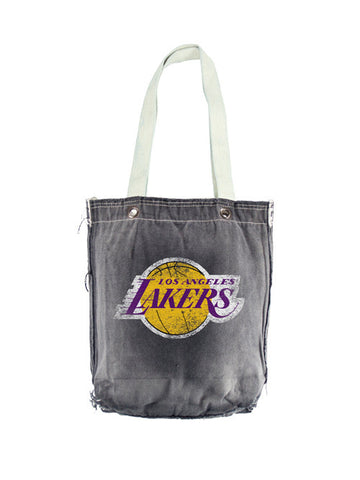 Los Angeles Lakers Vintage Shopper Bag
