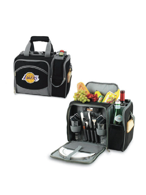 Los Angeles Lakers Malibu Picnic Tote Pack