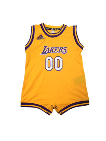 Los Angeles Lakers Youth Tip Off Pullover Hood