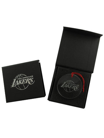 Los Angeles Lakers Holiday Ornament