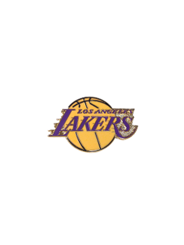 Los Angeles Lakers Primary Logo Pin