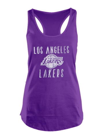 Los Angeles Lakers Women's Property Of Edge T-Shirt
