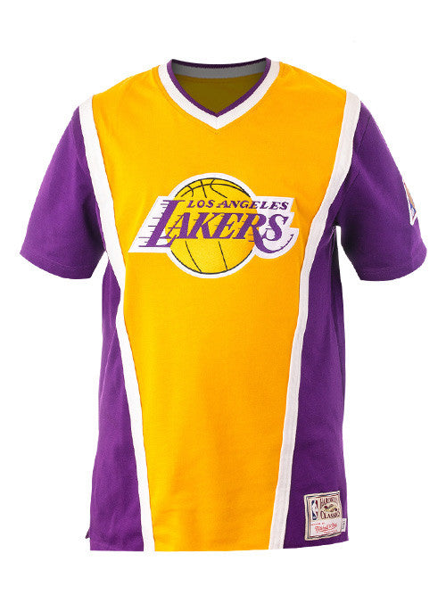 Los Angeles Lakers Authentic Shooting Shirt